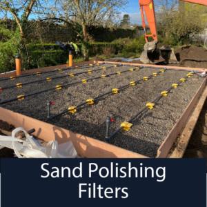 Sand Polishing Filters